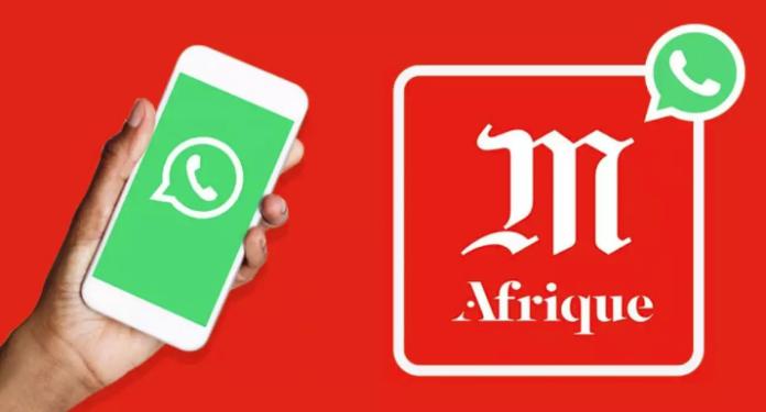 le monde whatsapp
