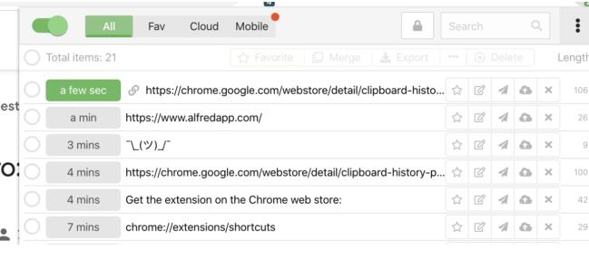 Clipboard History Pro