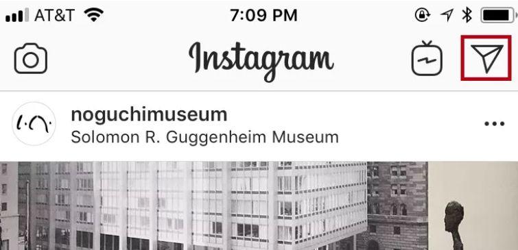 avviare chat video su instagram
