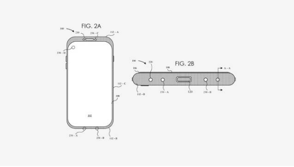 brevetto apple acqua iphone