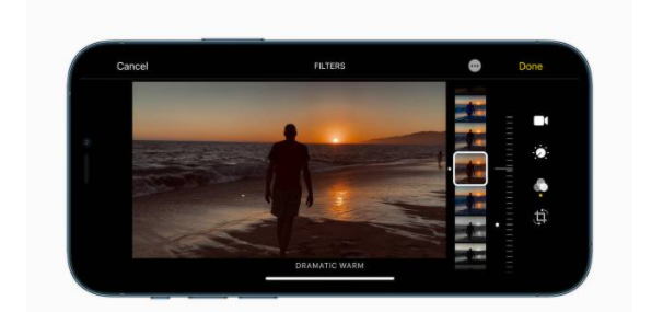 fotocamera wilde nuovo iphone 2020