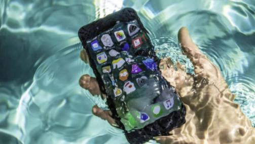 iphone bagnato cosa fare