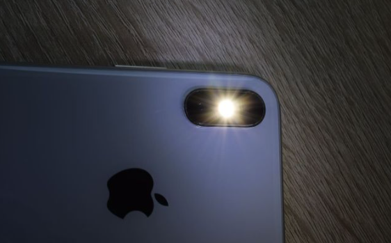 come controllare la luminosità del flash