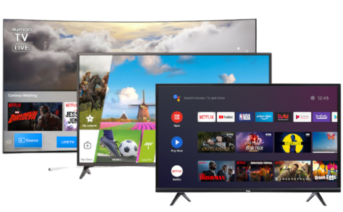 Android TV vs Web OS