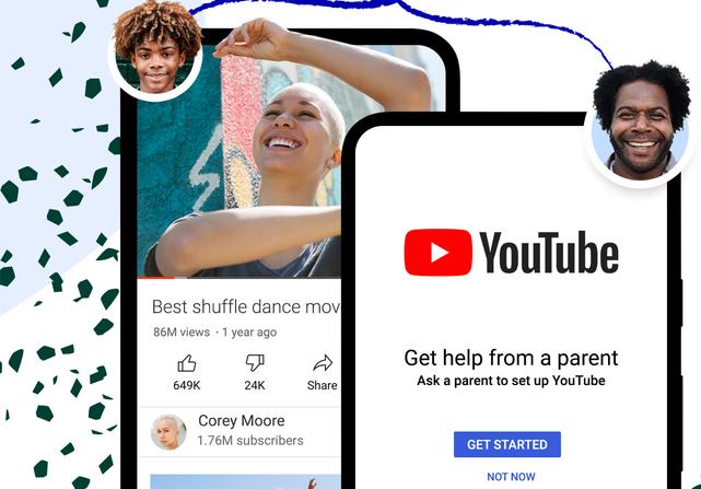 YouTube lancia account supervisionati