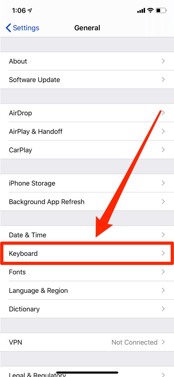scorciatoie da tastiera per iPhone 7.PNG