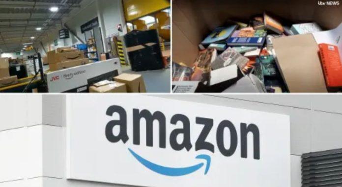 Amazon distrugge