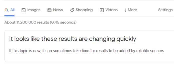 google inaffidabile