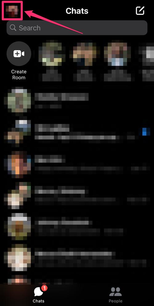 Facebook Messenger sul tuo telefono