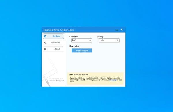 Come usare iPad come secondo schermo su Windows 2