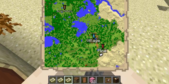 Come creare una mappa in Minecraft