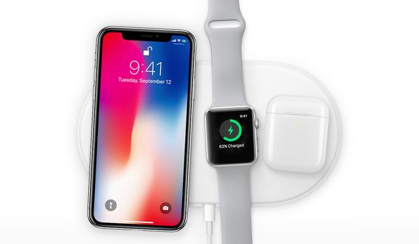 iphone x ricarica wireless con dispositivi