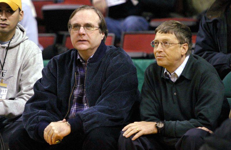 File: Paul Allen, miliardario che ha co-fondato Microsoft, muore a 65 anni.