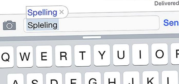 correzione automatica sul tuo iPhone