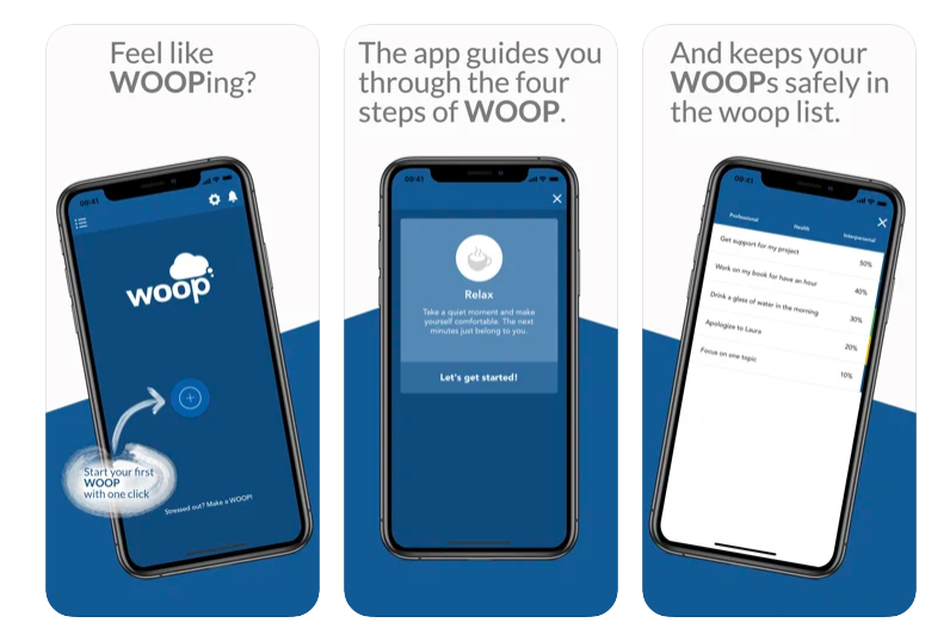 recensione app woop
