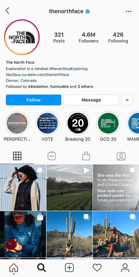 change-order-instagram-highlights