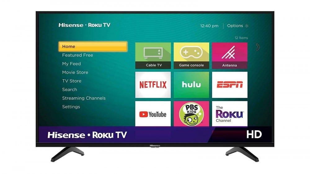 Hisense H4 TV