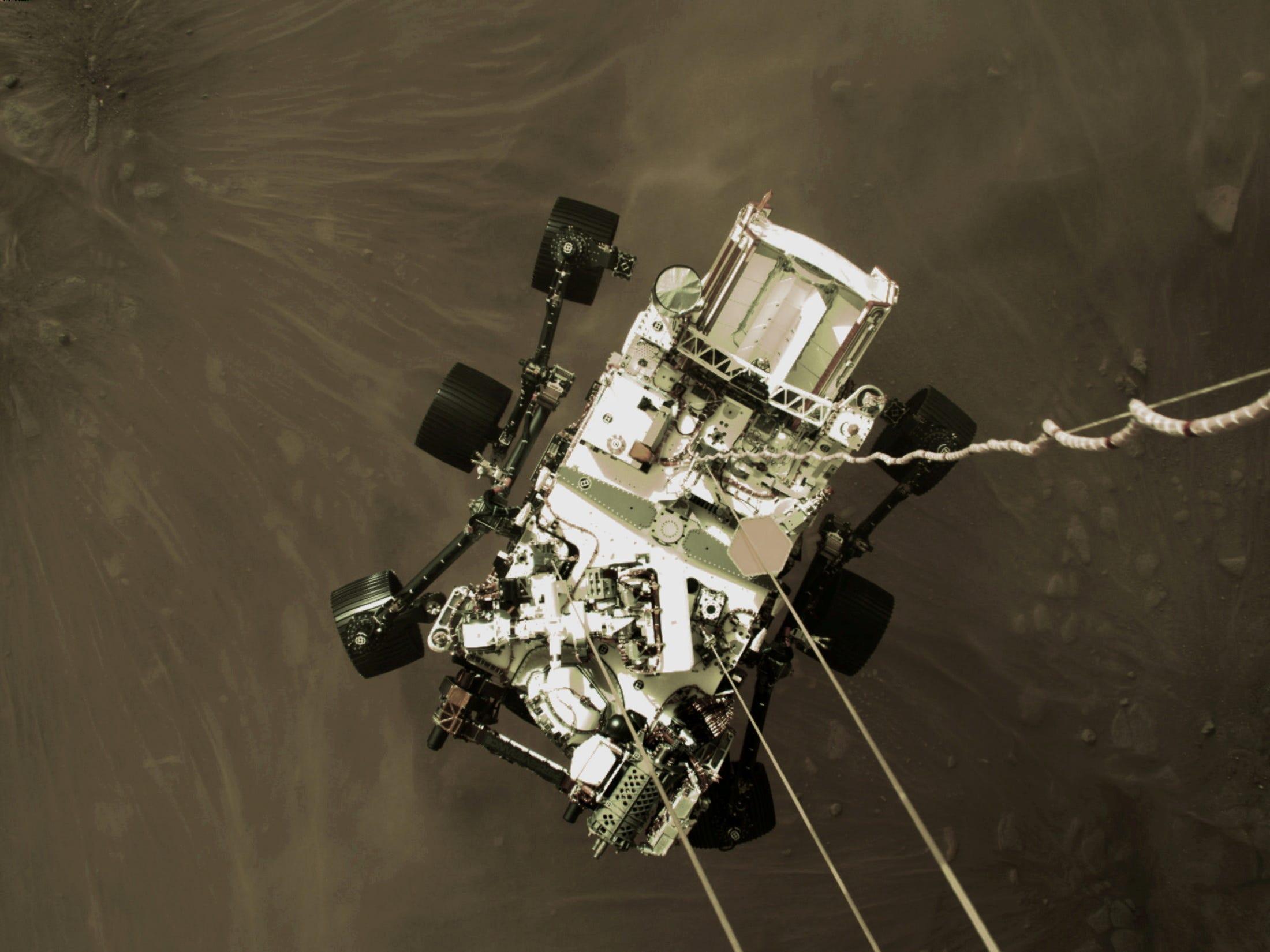 Perseveranza Rover
