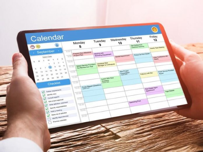 calendario personalizzato preimpostato Outlook