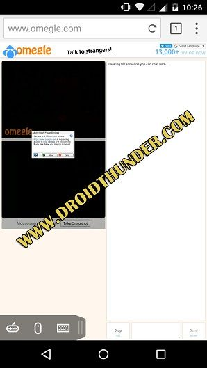 Omegle-Video-Chat-su-Android-puffin-browser-screenshot-19